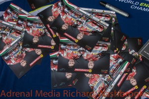 Gianmaria Bruni (ITA) / Toni Vilander (FIN) drivers of car #51 LMGTE PRO AF Corse (ITA) Ferrari F458 Italia