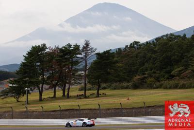Paul Dalla Lana (CAN) / Pedro Lamy (PRT) / Christoffer Nygaard (DNK) / drivers of car #98 LMGTE AM Aston Martin Racing (GBR) Aston Martin Vantage V8  Fuji Speedway - Shizuoka Prefecture - Japan
