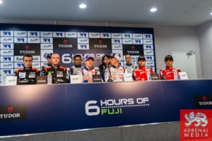Qualifying Press Conference   Fuji Speedway - Shizuoka Prefecture - Japan