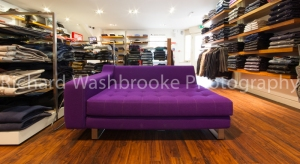 Purple Menswear, Harpenden,  11th March 2014