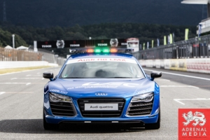 Safet Car at Fuji Speedway - Shizuoka Prefecture - Japan