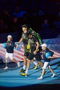 Barclays ATP World Tour Doubles Finals 2013