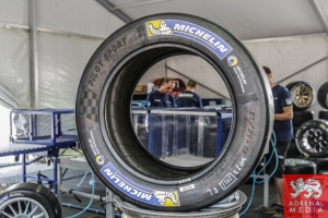 Michelin Tyre Area - 6 Hours of Bahrain at Bahrain International Circuit (BIC) - Sakhir - Kingdom of Bahrain