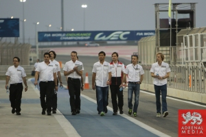 Porsche Team - 6 Hours of Bahrain at Bahrain International Circuit (BIC) - Sakhir - Kingdom of Bahrain