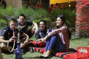 Welcome Party - 6 Hours of Bahrain at Bahrain International Circuit (BIC) - Sakhir - Kingdom of Bahrain