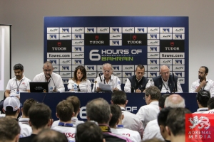 Drivers Briefing - 6 Hours of Bahrain at Bahrain International Circuit (BIC) - Sakhir - Kingdom of Bahrain