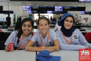 School Children spend a day at the Circuit - 6 Hours of Bahrain at Bahrain International Circuit (BIC) - Sakhir - Kingdom of Bahrain