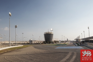 View of the Circuit - 6 Hours of Bahrain at Bahrain International Circuit (BIC) - Sakhir - Kingdom of Bahrain