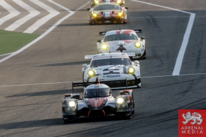 Roman Rusinov (RUS) / Olivier Pla (FRA) / Julien Canal (FRA) / Car #26 LMP2 G-Drive Racing (RUS) Morgan-Nissan - 6 Hours of Bahrain at Bahrain International Circuit (BIC) - Sakhir - Kingdom of Bahrain