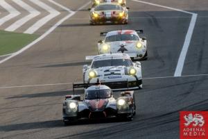 Roman Rusinov (RUS) / Olivier Pla (FRA) / Julien Canal (FRA) / Car #26 LMP2 G-Drive Racing (RUS) Morgan-Nissan - 6 Hours of Bahrain at Bahrain International Circuit (BIC) - Sakhir - Kingdom of Bahrain