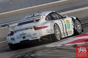 Patrick Pilet (DEU) / Frederic Makowiecki (FRA) / Car #92 LMGTE PRO Porsche Team Manthey (DEU) Porsche 911 RSR - 6 Hours of Bahrain at Bahrain International Circuit (BIC) - Sakhir - Kingdom of Bahrain