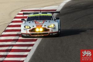 Darren Turner (FRA) / Stefan Mucke (DEU) / Car #97 LMGTE PRO Aston Martin Racing (GBR) Aston Martin Vantage V8 - 6 Hours of Bahrain at Bahrain International Circuit (BIC) - Sakhir - Kingdom of Bahrain