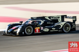 Pierre Kaffer (DEU) / Simon Trummer (CHE) / Nathanael Berthon (FRA) / Car #9 LMP1 LOTUS (ROU) Lotus T129 - AER - 6 Hours of Bahrain at Bahrain International Circuit (BIC) - Sakhir - Kingdom of Bahrain