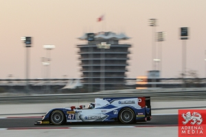 Matthew Howson (GBR) / Richard Bradley (GBR) / Alexandre Imperatori (CHE) / Car #47 LMP2 KCMG (HKG) Oreca 03-Nissan  - 6 Hours of Bahrain at Bahrain International Circuit (BIC) - Sakhir - Kingdom of Bahrain