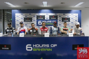 Pre Event Press Conference - 6 Hours of Bahrain at Bahrain International Circuit (BIC) - Sakhir - Kingdom of Bahrain