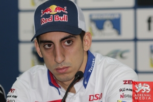 Pre Event Press Conference  Sebastien Buemi - 6 Hours of Bahrain at Bahrain International Circuit (BIC) - Sakhir - Kingdom of Bahrain