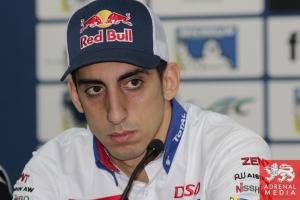 Pre Event Press Conference  Sebastien Buemi - 6 Hours of Bahrain at Bahrain International Circuit (BIC) - Sakhir - Kingdom of Bahrain