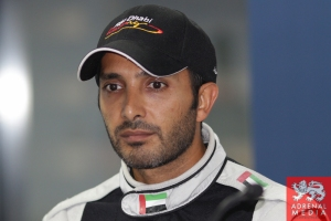 Pre Event Press Conference  Khaled Al Qubaisi - 6 Hours of Bahrain at Bahrain International Circuit (BIC) - Sakhir - Kingdom of Bahrain