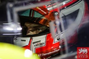 Davide Rigon  Alexander Talkanitsa (BLR) / Alessandro Pier Guidi (ITA) / Jeffrey Segal (USA) / Car #61 LMGTE AM AF Corse (ITA) Ferrari F458 Italia - 6 Hours of Bahrain at Bahrain International Circuit (BIC) - Sakhir - Kingdom of Bahrain