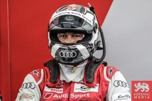 Andre Lotterer  Marcel Fassler (CHE) / Andre Lotterer (DEU) / Benoit Treluyer (FRA) / Car #2 LMP1 Audi Sport Team Joest (DEU) Audi R18 e-tron quattro - 6 Hours of Bahrain at Bahrain International Circuit (BIC) - Sakhir - Kingdom of Bahrain
