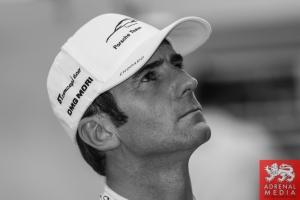 Romain Dumas  Romain Dumas (FRA) / Neel Jani (CHE) / Marc Lieb (DEU) / Car #14 LMP1 Porsche Team (DEU) Porsche 919 Hybrid  - 6 Hours of Bahrain at Bahrain International Circuit (BIC) - Sakhir - Kingdom of Bahrain