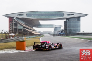 David Cheng (USA) / Ho-Pin Tung (NLD) / Mark Patterson (USA) / drivers of car #35 LMP2 OAK RACING (FRA) Morgan - Judd Free Practice 1 - 6 Hours of Shanghai at Shanghai International Circuit - Shanghai - China