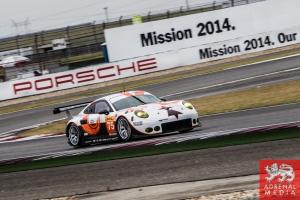 Porsche Banner Free Practice 1 - 6 Hours of Shanghai at Shanghai International Circuit - Shanghai - China