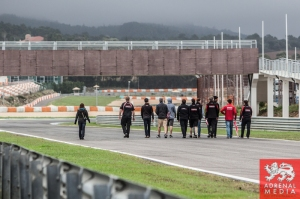 Track Walk at Circuito Estoril - Cascais - Portugal