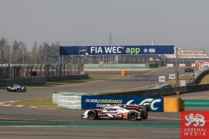FIA WEC Banner Race - 6 Hours of Shanghai at Shanghai International Circuit - Shanghai - China