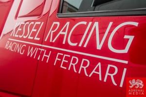Kessel Racing Branding at Circuito Estoril - Cascais - Portugal