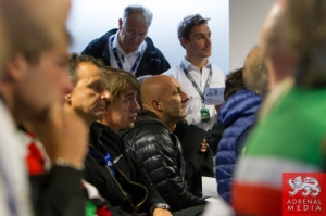 Drivers Briefing at Circuito Estoril - Cascais - Portugal