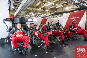 Audi Pits Race - 6 Hours of Shanghai at Shanghai International Circuit - Shanghai - China
