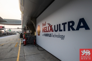 Shell Banner Race - 6 Hours of Shanghai at Shanghai International Circuit - Shanghai - China