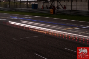 Light trails of a car Race - 6 Hours of Shanghai at Shanghai International Circuit - Shanghai - China
