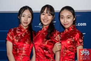 Park Ferme Girls Race - 6 Hours of Shanghai at Shanghai International Circuit - Shanghai - China