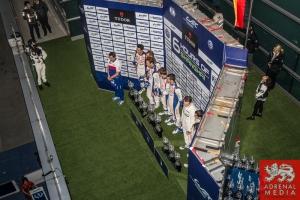 LMP1 podium Race - 6 Hours of Shanghai at Shanghai International Circuit - Shanghai - China