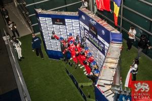 LMP2 podium Race - 6 Hours of Shanghai at Shanghai International Circuit - Shanghai - China