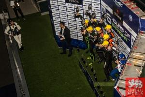 LMGTE Pro podium Race - 6 Hours of Shanghai at Shanghai International Circuit - Shanghai - China