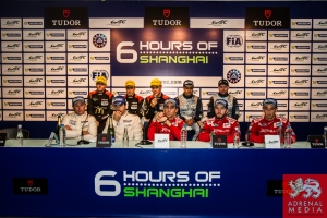 Press Conference - LMP1-L, LMP2, LMGTE Pro, LMGTE Am Race - 6 Hours of Shanghai at Shanghai International Circuit - Shanghai - China