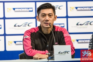 Pre Event Press Conference - 6 Hours of Shanghai at Shanghai International Circuit - Shanghai - China