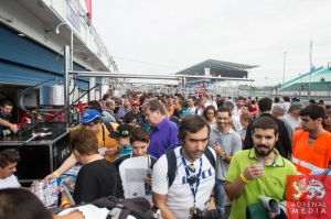 Autograph Session and Pit Walk at Circuito Estoril - Cascais - Portugal