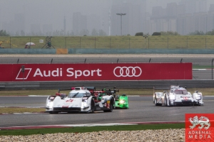 Audi Banner Free Practice 3 - 6 Hours of Shanghai at Shanghai International Circuit - Shanghai - China