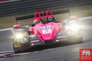 David Cheng (USA) / Ho-Pin Tung (NLD) / Mark Patterson (USA) / Car #35 LMP2 OAK RACING (FRA) Morgan - Judd Free Practice 3 - 6 Hours of Shanghai at Shanghai International Circuit - Shanghai - China