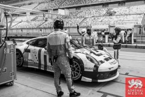 Richard Lietz (AUT) / Jorg Bergmeister (DEU) / Car #91 LMGTE PRO Porsche Team Manthey (DEU) Porsche 911 RSR Qualifying - LMGTE Pro & LMGTE Am - 6 Hours of Shanghai at Shanghai International Circuit - Shanghai - China