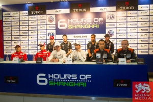 Press Conference - 6 Hours of Shanghai at Shanghai International Circuit - Shanghai - China