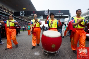 Grid Ambience, Traditional Chinese Dragon, Dancers and Performers Race - 6 Hours of Shanghai at Shanghai International Circuit - Shanghai - China