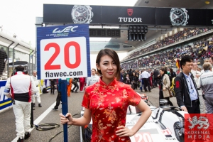 Grid Girl Race - 6 Hours of Shanghai at Shanghai International Circuit - Shanghai - China