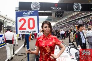 Grid Girl Race - 6 Hours of Shanghai at Shanghai International Circuit - Shanghai - China