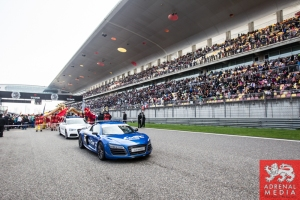 Safety car Grid Race - 6 Hours of Shanghai at Shanghai International Circuit - Shanghai - China