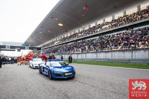 Safety car Grid Race - 6 Hours of Shanghai at Shanghai International Circuit - Shanghai - China
